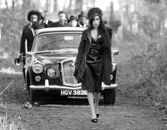 Clipe Back to Black,Amy Winehouse.