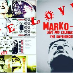 LOVE AND CELEBRATE THE DIFFERENCE! #WeLove #EineZeit #Marko-M #Aufsteigen