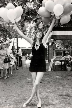 20 inspiring vintage style photos of Jane Birkin in the 60s and 70s.