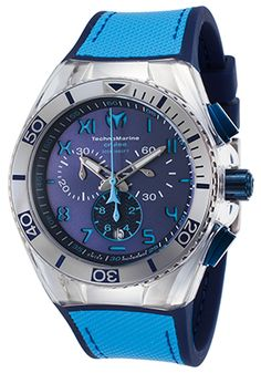 905b4ca755d TechnoMarine Men s Cruise California Chronograph Watch Deals