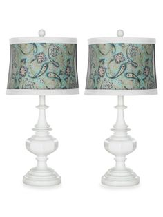 Ella Urn Lamps (Set of 2) by Safavieh at Gilt