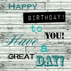 HBD to you