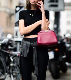 LA COOL & CHIC #streetstyle #fashion #style