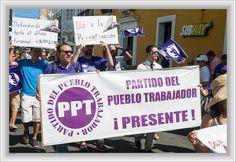 Slide Show (Fotos): No a la Privatización del Aereopuerto, Caminata en Defensa del AILMM el 17 de febrero de 2013.