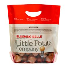 The Little Potato Company provides easy potato recipes that are quick, delicious, and nutritious. From grilled potatoes to soups & salad - we've got you covered. Microwave Pizza, Potatoes In Microwave, Tornado Potato, Black Pepper Chicken, Chicken Leg Quarters, Crockpot Recipes, Cooking Recipes, Parmesan Roasted Potatoes, Little Potatoes