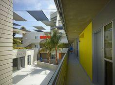 pico place by brooks + scarpa architects in santa monica, california, USA