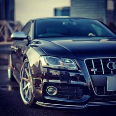 Audi S5 -this one would be for BOTH of us! :)