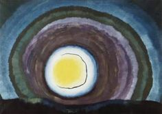 Sunrise III by Arthur Dove. The Phillips Collection.