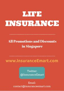 Insurance E-Mart: Life insurance discounts and promotions from all life insurers Singapore!