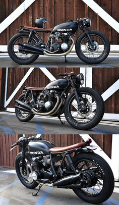 honda cb 550 cafe racer really like that double seat