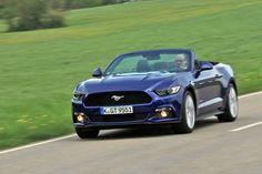 Nous avons essayé la nouvelle Ford Mustang sur les routes de Bavière (Allemagne)…