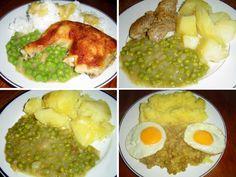 Co postního na Zelený čtvrtek? Třeba zelený hrášek. Palak Paneer, Ethnic Recipes, Food, Essen, Meals, Yemek, Eten