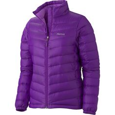 6 hours left to order some #Marmot gear 20% off, like this Jena Down Jacket.