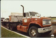 GMC trucks (America) pt. of General Motor.  Seen her better days.