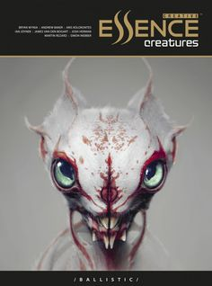 Ballistic Publishing has announced Creative Essence: Creatures, a guide to creating beasts for games and film. This 250 page book contains never-before-seen artwork by professional concept artists such as Bryan Wynia, Andrew Baker, Aris Kolokontes, Ian Joyner, James Van Den Bogart, Josh Herman, Martin Rezard and Simon Webber. Creative Essence: Creatures is currently available for Pre-order.  ballisticpublishing.com