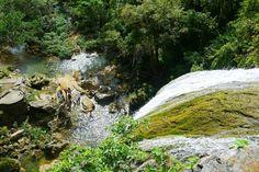 Wasserfall Salto de Soroa