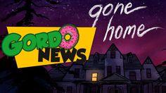 Gone Home chega para console - Gordo News (+playlist)