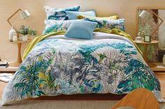 CIRCUIT Morgan & Finch | .. bedtime @ dwell .. | Pinterest | Quilt ... : tattoo quilt cover - Adamdwight.com