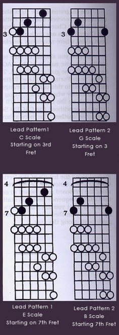 At some point a guitar player usually becomes interested in learning scales after open chords and barre chords have been learned. Playing licks and improvising solos is no doubt one of the most exciting things that can be done on a guitar – for both the p Music Theory Guitar, Jazz Guitar, Guitar Solo, Music Guitar, Playing Guitar, Learning Guitar, Guitar Tips, Ukulele, Guitar Chords And Scales