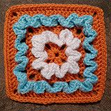 This square will be used for a SIBOL blanket challenge around the beginning of December 2012.
