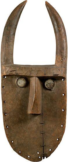Mask Guinea, Toma Wood, 85 cm high Peggy Guggenheim Collection, Venice African Masks, African Art, Cultural Artifact, Peggy Guggenheim, Masks Art, Ceramic Clay, Native Art, Tribal Art, Oeuvre D'art