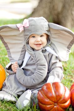 Eleanor the elephant. vote for her 11 months old. her first Halloween! Baby Halloween Costumes For Boys, Halloween 2014, First Halloween, Happy Halloween, Football Onesie, Baby Shower Photos, Tiny Prints, Stylish Kids, Costumes