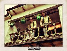 """Prox. Jueves 18 de junio Bendito Parche en Vivo @ Galeria Cafe Libro. Desde la ciudad de Ibague: en el trombón Hugo """"El Loco"""" Saavedra y en la trompeta Jeisson """"El Dragón"""" Mora"""