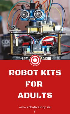 Most robotics kits are usually designed for children or teenages at most. That's why we made this complete list of the best robotics kits for adults Robotics Projects, Pi Projects, Arduino Projects, Robotics Engineering, Robot Kits For Kids, Robots For Kids, Diy Robot, Smart Robot, Robot Art