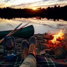 Hiking ideas and inspiration. Hiking food, camping tips and more. Outdoor Life, Outdoor Camping, Camping Outdoors, Adventure Awaits, Adventure Travel, Trekking, Camping Sauvage, Into The Wild, Canoe And Kayak