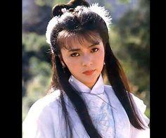 "Idy Chan 陳玉蓮 in 1983 ""Return of the Condor Heroes"" 神雕俠侶"