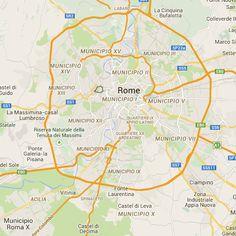 Rome.info > Rome city map, street map of Rome