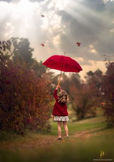 Red by Jake Olson - Children Photography by Jake Olson