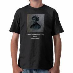 Dante Alighieri Portrait T-shirt