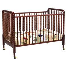 $200 DaVinci Jenny Lind 3-in-1 Convertible Crib - Cherry