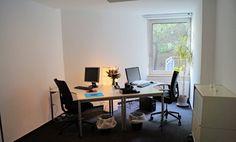 SCHÖNER, RUHIGER UND SEHR ZENTRALER BÜRORAUM MIT MÖBLIERUNG    #Büro, #Bürogemeinschaft, #Köln, #Office, #Coworking, #Cologne