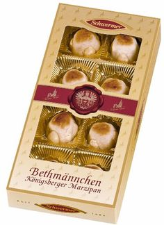 Schwärmer Bethmännchen Marzipan w/ Whole Almonds 100g