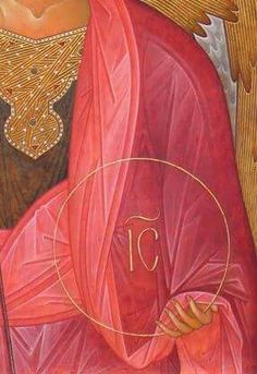 See the source image Byzantine Icons, Byzantine Art, Funeral Caskets, Eye Details, Archangel Michael, Art Icon, Orthodox Icons, Christian Art, Religious Art
