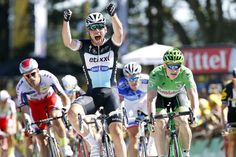 Pro Cycling WorldTour - Community - Mark Cavendish has his sights set on the all-time record of Tour de France stage wins, aiming to surpass Hinault and Merckx's records