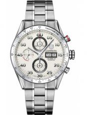 Tag Heuer Carrera Automatic Chronograph Day Date cv2a11.