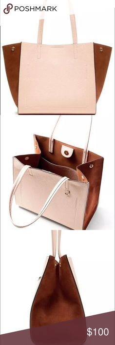 "Fall Banana Republic Pebble Handbag. Banana Republic Pebble Handbag! Used twice. Perfect for fall!! *MEASURES: 19 3/4"" x 6 3/8"" x 11 7/8"" Banana Republic Bags Totes"