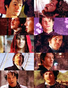 The many faces of Jim Sturgess in Cloud Atlas
