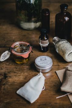 Local Milk | DIY Gifts: Satsuma Herb de Provence Salt & Saffron Lavender Honey ++ Kinfolk Herbal Infusions Workshop Chattanooga, TN