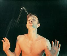 Bruce Nauman, Self Portrait as a Fountain, 1966–67, from Eleven Color Photographs,1970 70.50.9