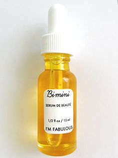 This intensive age renewal serum is part of the I'm Fabulous Private Collection.