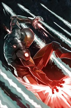 #Iron #Man #Fan #Art. (Iron Man) By: Gary Choo.