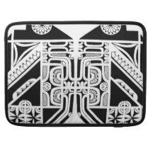 historical tattoo design early explorers polynesia sleeves for MacBook pro