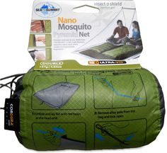 Repels mosquitoes, ticks, flies, and fleas. Weights less than 5 oz!