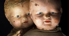History of Creep Dolls from Smithsonian Magazine | Small Treasures ...