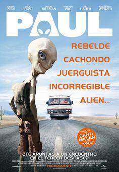 Paul (2011) de Greg Mottola - tt1092026