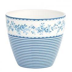 GreenGate Latte Cup 'Audrey', indigo